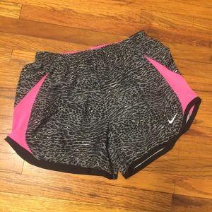 Nike Cheetah shorts. Medium.